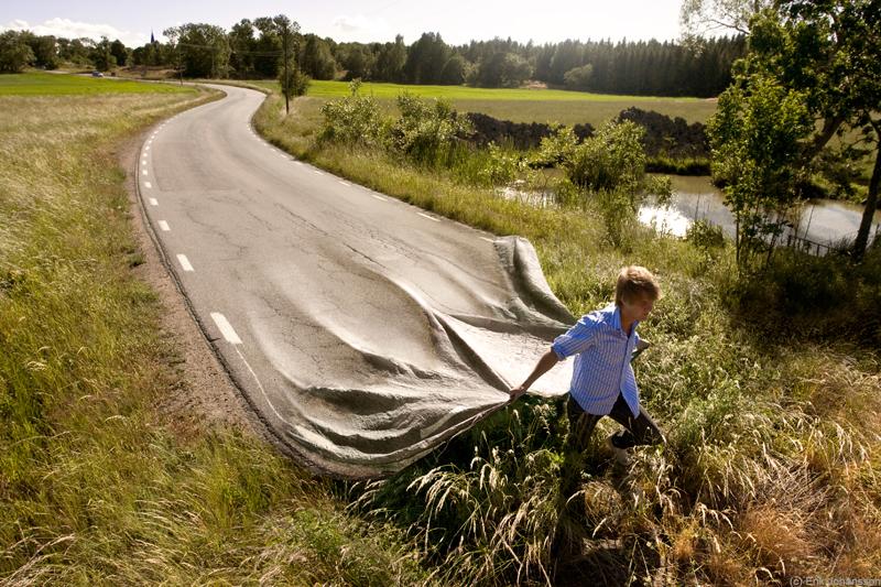 Erik Johansson : route