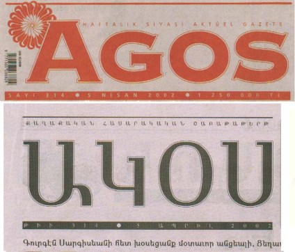 turquie-agos
