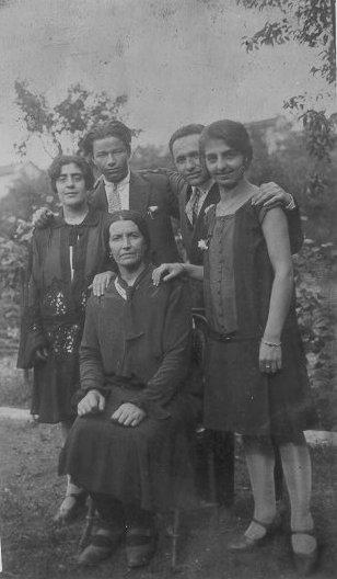 Famille Dersark_15_07_1929