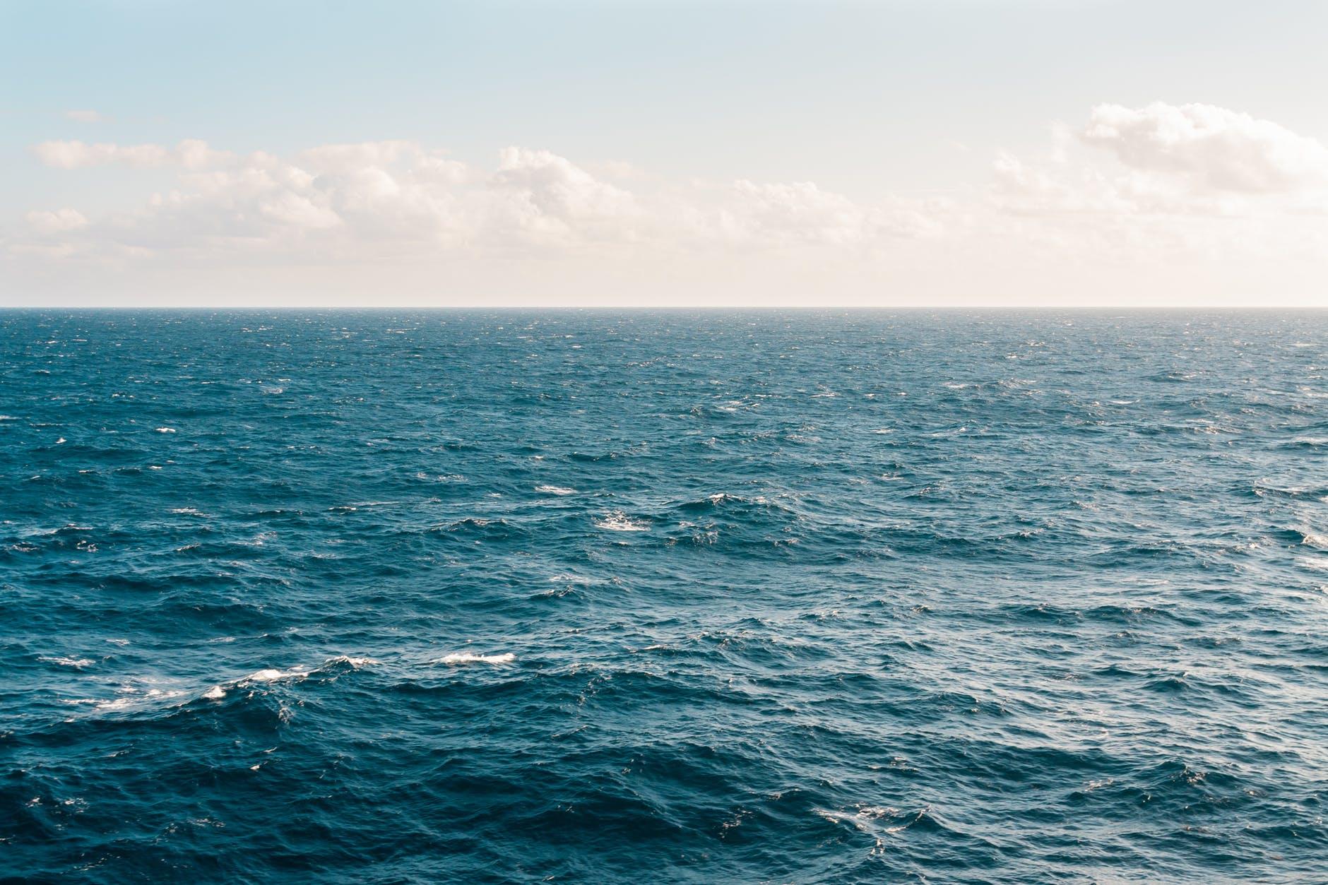 photographie de paysage d un plan d eau