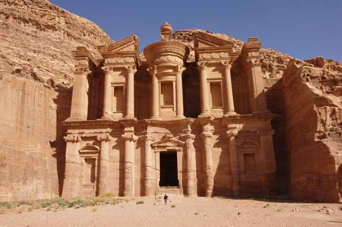 art building desert architecture